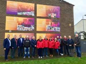 Hillhall Regeneration Group celebrate their 20th Anniversary