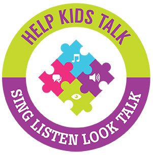 Help Kids Talk Logo