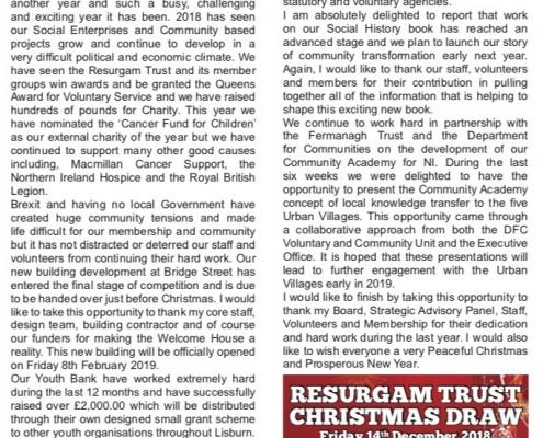 Resurgam News Edition 16