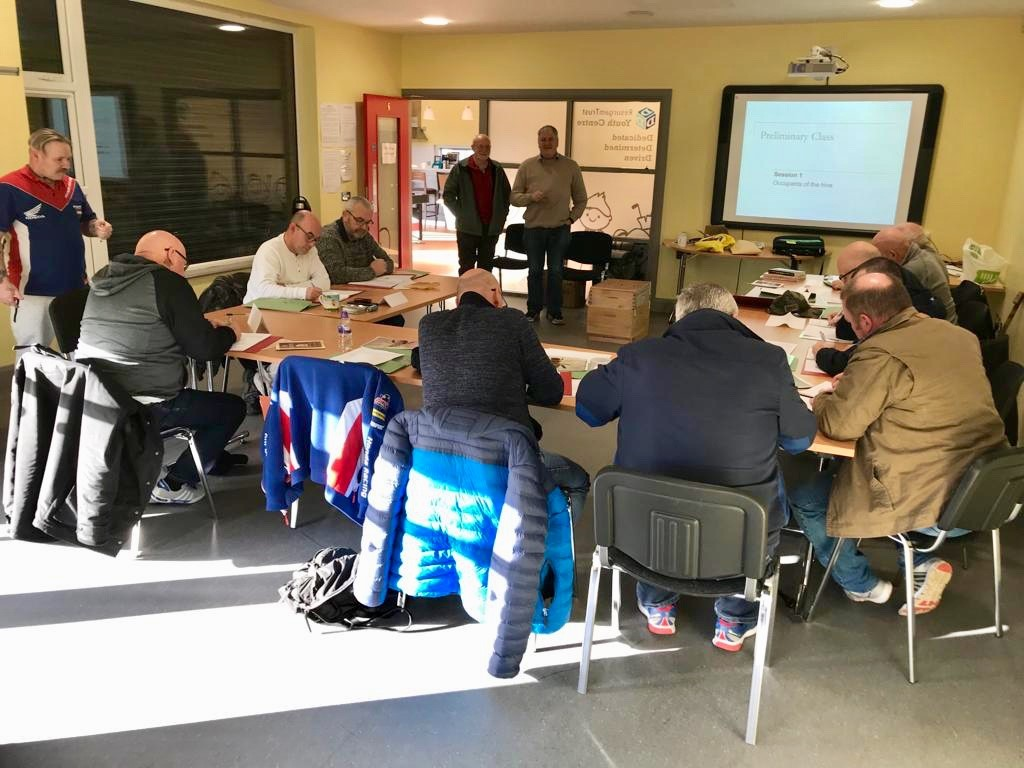 Lisnagarvey Men's Shed Bee Keeping Course
