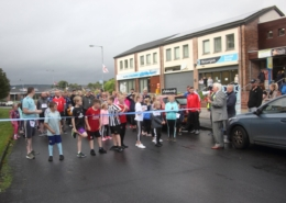 Start of the Resurgam 2019 Fun Run