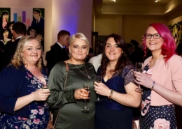 LCI team at LCCC awards