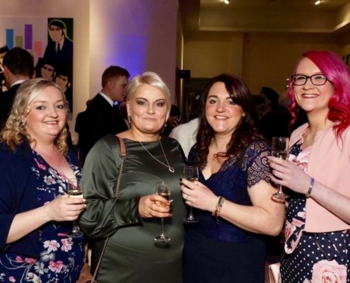 LCI team at LCCC awards