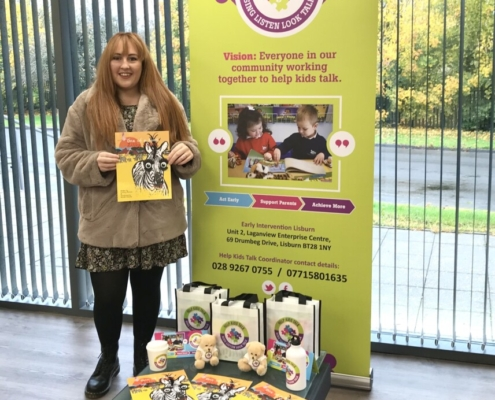Help Kids Talk supports local author Lindsay Pollock